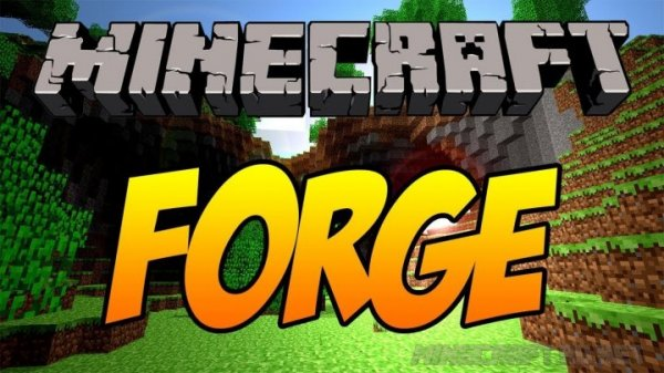 Minecraft Forge 1.16.2, 1.15.2, 1.12.2