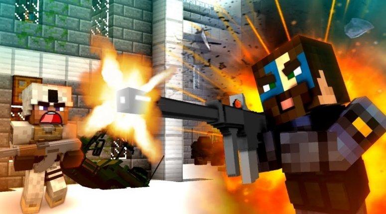 Modern Warfare — мод на оружие 1.15.0, 1.14.4, 1.13.2, 1.12.2, 1.7.10