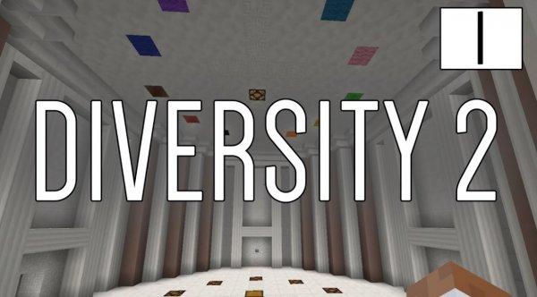Diversity 2 1.14.4, 1.14.0, 1.13.2, 1.12.2, 1.7.10