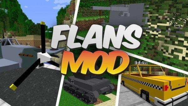 Flan's 1.13.2, 1.12.2, 1.7.10
