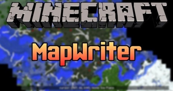 Mapwriter 2 — подробная мини карта 1.13.2, 1.12.2, 1.7.10