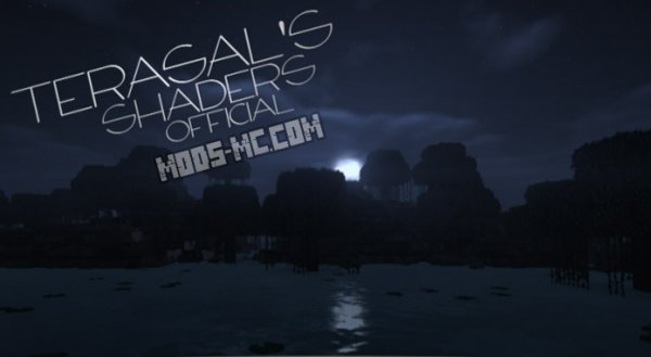 Terasal Shaders 1.14.4, 1.13.2, 1.12.2, 1.7.10