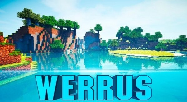 Werrus Shaders 1.14.3, 1.14.0, 1.13.2, 1.12.2, 1.7.10
