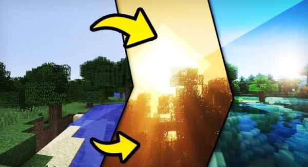 BSL Shaders 1.15.0, 1.14.4, 1.13.2, 1.12.2