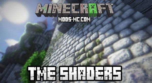 TME Shaders 1.15.0, 1.13.2, 1.12.2, 1.7.10
