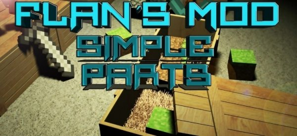 Simple Parts Pack 1.13.2, 1.12.2, 1.7.10