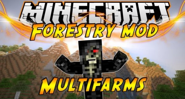 Forestry 1.14.0, 1.13.2, 1.12.2, 1.7.10
