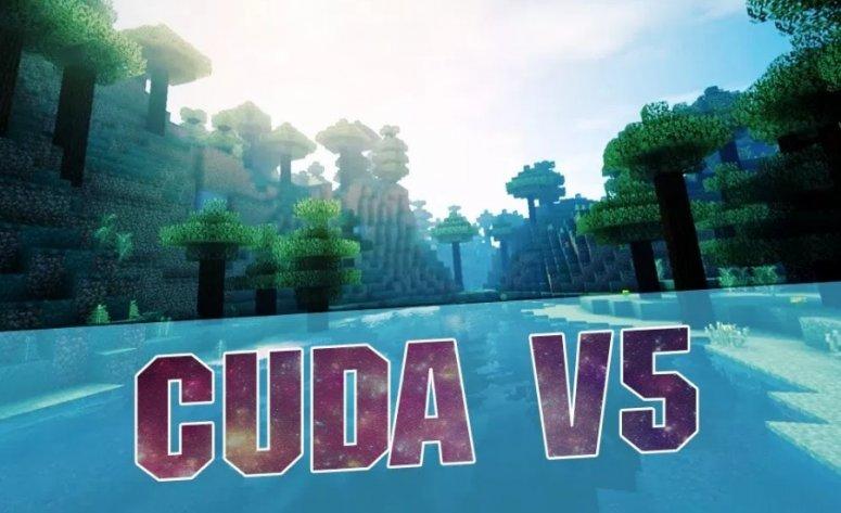 CUDA Shaders 1.15.0, 1.14.4, 1.13.2, 1.12.2, 1.7.10