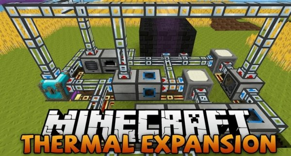 Thermal Expansion 1.12.2, 1.7.10