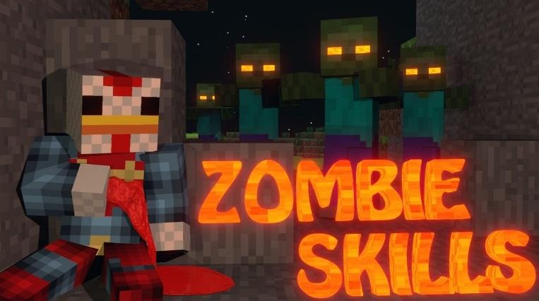 Zombie Awareness - умные зомби 1.13.2, 1.12.2, 1.7.10