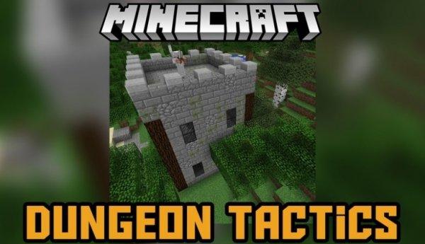 Dungeon Tactics 1.14.4, 1.12.2, 1.7.10